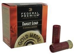 """Federal Premium Gold Medal Handicap Ammunition 12 Gauge 2-3/4"""" 1-1/8 oz #7-1/2 Shot"""