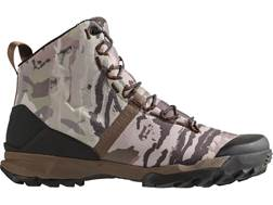 "Under Armour UA Infil GTX 7"" Waterproof Tactical Boots Leather and Nylon Ridge Reaper Barren Men's"