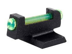 Novak Front Sight S&W M&P Fiber Optic Green