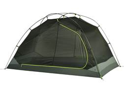 "Kelty TN 3 3 Person Dome Tent 85"" x 70"" x 43"" Polyester Lime Green"