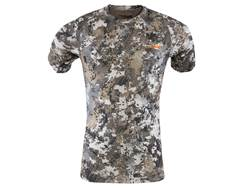 Sitka Gear Men's Core Lightweight Crew Shirt Short Sleeve Polyester