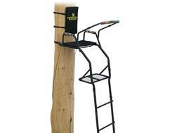 Rivers Edge Onset XT Single Ladder Treestand Steel