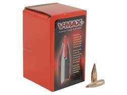 Hornady V-Max Bullets 270 Caliber (277 Diameter) 110 Grain with Cannelure Box of 100