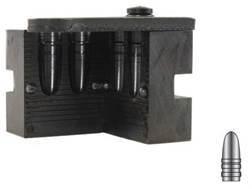 Lyman 2-Cavity Bullet Mold #358315 35 Caliber (358 Diameter) 204 Grain Round Nose Gas Check