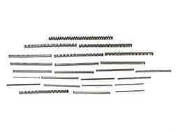 Wolff Coil Spring Combination Pack #4 with Miniature, Light-Duty English, Light-Duty Metric, Heavy Duty English, Heavy-Duty Metric Coil Spring Packs