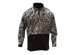 Gamehide Men's Marsh Lord 1/4 Zip Pullover Waterproof Jacket Polyester
