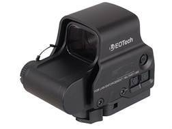 EOTech EXPS3-2 Holographic Weapon Sight 65 MOA Circle with (2) 1 MOA Dots Reticle Matte CR123 Battery- Blemished