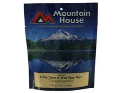 Mountain House Long Grain & Wild Rice Pilaf Freeze Dried Food 3 Servings