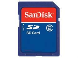 Sandisk SD Memory Card