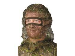 Hunter's Specialties Flex Form 2 Mesh Face Mask Polyester