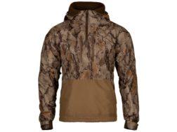 Natural Gear Men's Waterfowl Series 1/4 Zip Jacket Polyester Natural Camo