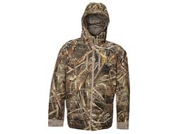 Hard Core Men's Omega Insulated Waterproof Jacket Polyester Realtree Max-5 Camo