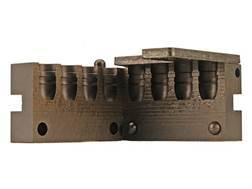 Saeco 4-Cavity Bullet Mold #429 44 Special, 44 Remington Magnum (430 Diameter) 240 Grain Flat Nose