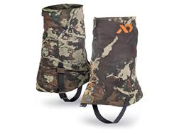 First Lite Traverse Hunting Gaiters Nylon Fusion Camo Large