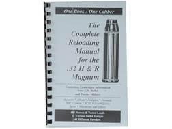 "Loadbooks USA ""32 H&R Magnum"" Reloading Manual"