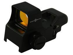 Sightmark Ultra Shot Reflex Red Dot Sight 30mm Tube 1x 4 Pattern (Dot, Cross, Cross-Circle, Circle-Dot) Reticle Matte