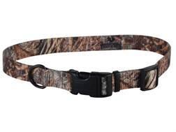 "Remington Adjustable Clip Dog Collar 1""  Nylon"