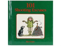 """101 Shooting Excuses"" Book by Bryn Parry"