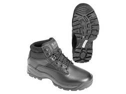 "5.11 ATAC 6"" Uninsulated Tactical Boots Leather and Nylon Black Men's 12 D"