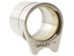 "Briley Oversized Spherical Barrel Bushing with .581"" Ring 1911 Government Stainless Steel"