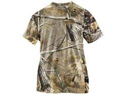 Russell Outdoors Men's Explorer T-Shirt Short Sleeve Cotton Realtree AP Camo Medium 38-40