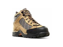 "Danner Radical 452 5.5"" Waterproof Uninsulated Hiking Boots Leather and Nylon Coffee Men's 10.5 D"