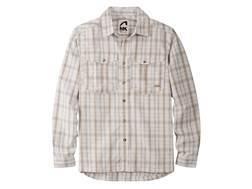 Mountain Khakis Men's Equatorial Shirt Long Sleeve Polyester Plaid