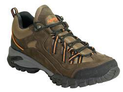 Kenetrek Bridger Ridge Low Waterproof Uninsulated Hiking Boots Leather and Nylon Brown Mens 13 Med