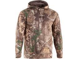 Under Armour Men's Big Logo Hooded Sweatshirt Polyester Realtree Xtra Camo Large 42-44