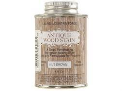 Laurel Mountain Antique Wood Stock Stain Nut Brown 4 oz Liquid
