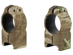 "Nikon 1"" Weaver-Style Rings Realtree Max-1 Camo High"