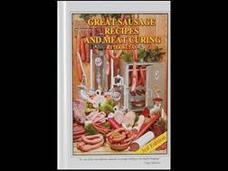 """Great Sausage Recipes and Meat Curing"" Book by Rytek Kutas"