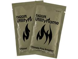 NDUR Utility Flame Fire Starter Gel Pack of 2