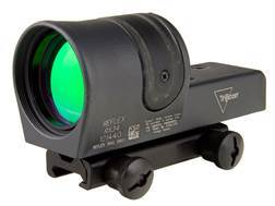 Trijicon RX34-C Reflex Sight 1x 42mm 4.5 MOA Dual-Illuminated Amber Dot with TA51 Mount Cerakote