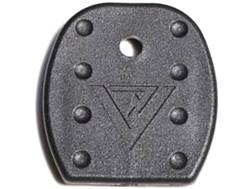 Vickers Tactical Magazine Floor Plates Glock 9mm, 40 S&W, 357 SIG, 45 GAP Metal Lined Magazines Polymer