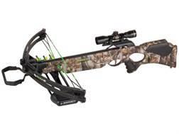 Barnett Wildcat C5 Crossbow Package with 4x 32mm Multi-Reticle Scope Realtree Hardwoods Camo