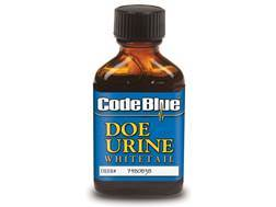 Code Blue Doe Urine Deer Scent Liquid 1 oz