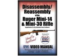 "American Gunsmithing Institute (AGI) Disassembly and Reassembly Course Video ""Ruger Mini-14 and Mini-30 Rifles"" DVD"