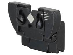 Ruger Rear Sight Complete Ruger 10/22 Magnum, 77 Mark II Standard, Sporter, International, Number...