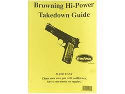 "Radocy Takedown Guide ""Browning Hi-Power"""