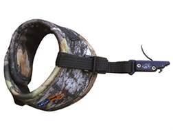 T.R.U. Ball Short-N-Sweet S2 Bow Release Hook-&-Loop Fastener Wrist Strap Black