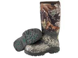 "Muck Arctic Pro 17"" Waterproof Insulated Hunting Boots Rubber and Nylon Mossy Oak Break-Up Camo Men's"