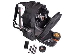 G Outdoors Executive Backpack Range Bag Nylon Black