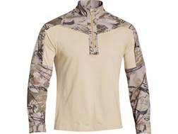 Under Armour Men's UA Tac Combat Shirt Long Sleeve Polyester