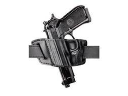 Safariland 527 Belt Holster Left Hand Glock 17, 19, 22, 23, 26, 27, 34, 35, 36, S&W CS9 Laminate Black