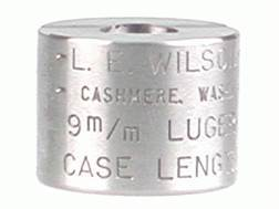 L.E. Wilson Case Length Gage 9mm Luger