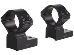 "Talley Lightweight 2-Piece Scope Mounts with Integral 1"" Rings Extended Front Weatherby Magnum Matte"