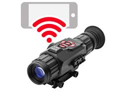 ATN X-Sight Smart HD Optics 3-12x Day/Night Digital Night Vision Rifle Scope