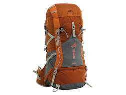 ALPS Mountaineering Shasta 3600 Backpack Polyester Ripstop Rust