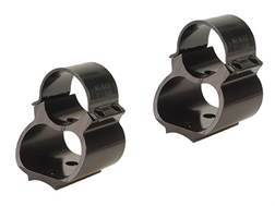 """Weaver 1"""" Steel Lock See-Thru Ring Mount Remington 740, 742, 760 Gloss"""